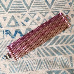 Pink Ombré Bracelet